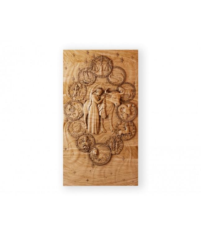 Панно «Знаки зодиака»