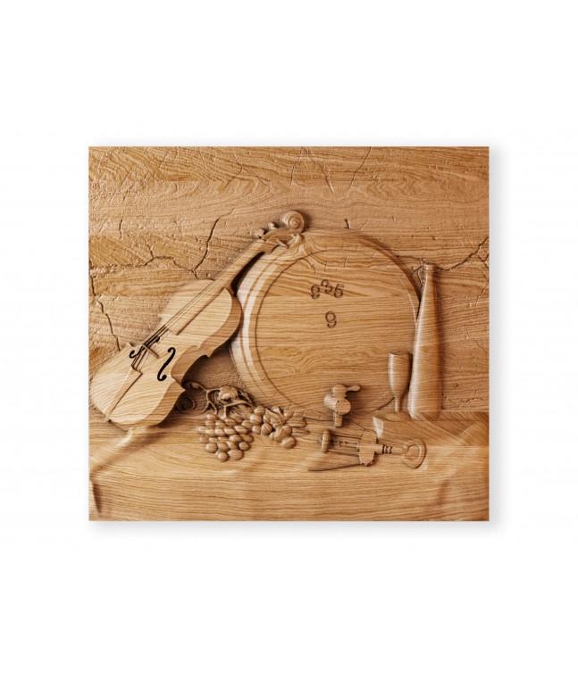 Панно «Натюрморт со скрипкой»