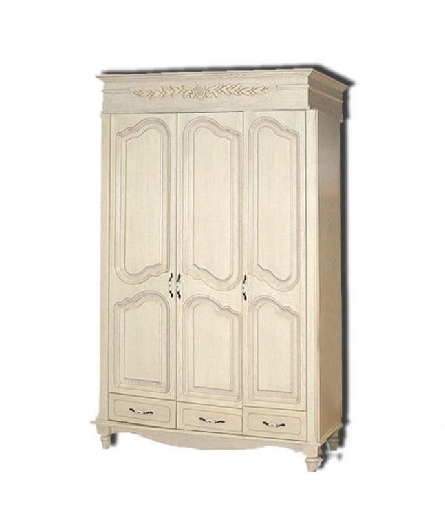 Шкаф для платья и белья Фиерта 38-02.1