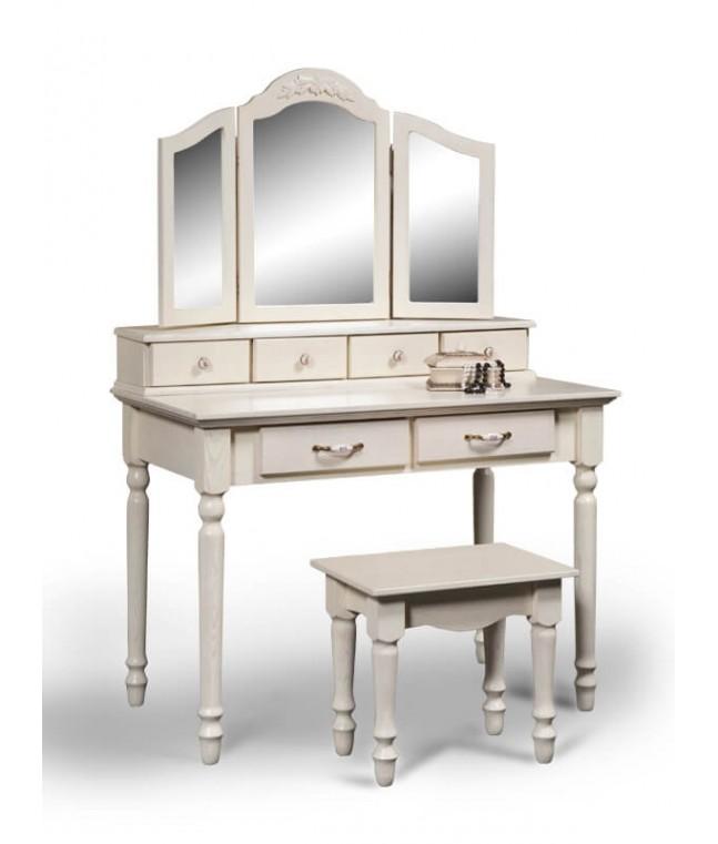 Фиерта 8-02.1 – Стол туалетный с зеркалом